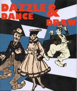 Dazzle Dance & Draw at the Cartoon Museum 29 Aug 2014