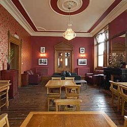 The Leather Exchange upstairs room