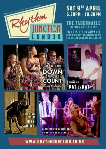 Rhythm Junction April 16